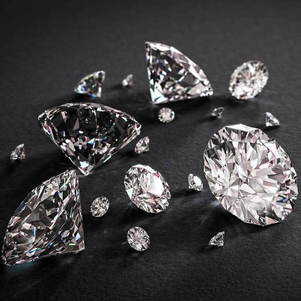 diamant event ratelband