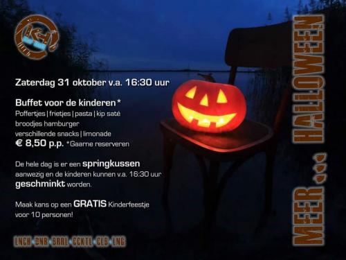 RE Halloween party