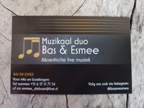 RE Duo Bas en Esmee