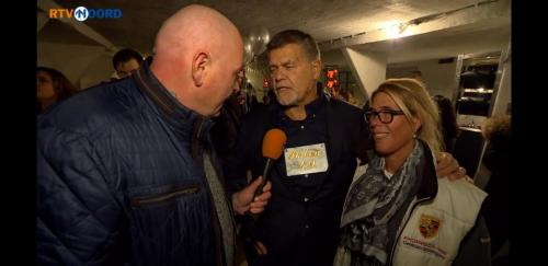 RE House warming interview